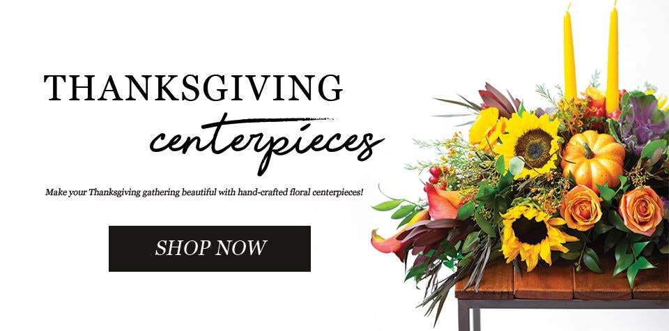 Flower centerpieces for thanksgiving