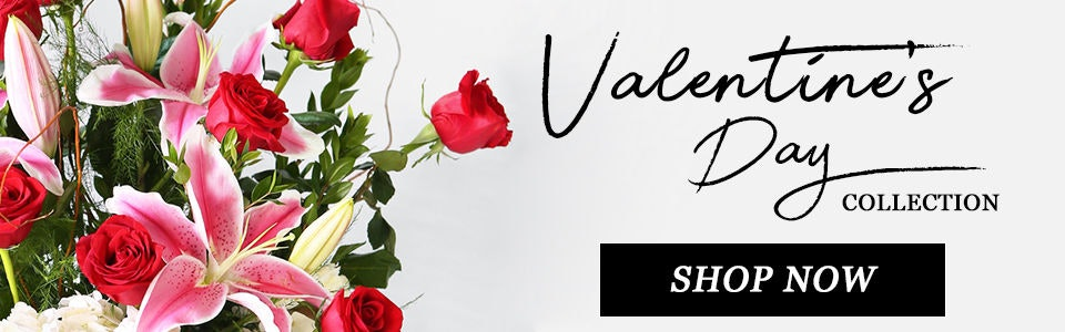 Delivering on Feb. 13th and 14th Valentine's Day flowers, plants, and gifts.