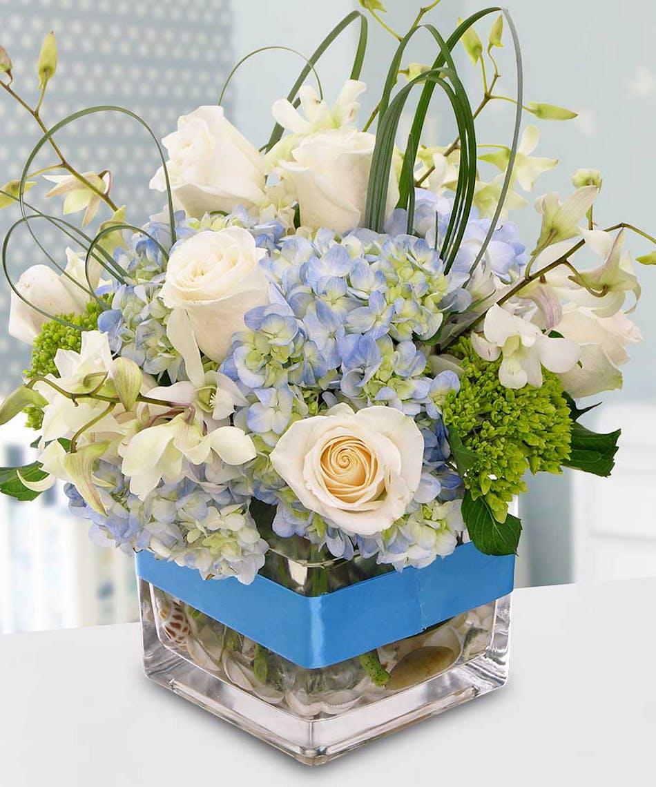 Welcome Baby Boy Florist Orlando Fl In Bloom Florist Same Day