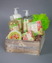 Spa Bliss Basket - Passion Flowers Orlando (FL) Same-Day Delivery