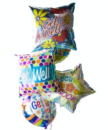 Get Well Soon Balloon Delivery Orlando FL Same Day
