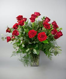 roses, medium stem rose, rose, valentine's day, classic valentine, dozen roses, 24 roses, red roses, pink roses, white roses, yellow roses