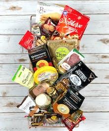 Sweet & Savory Gourmet Basket