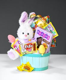 Adult easter basket orlando fl same day delivery in bloom florist easter gift basket delivery orlando fl in bloom florist negle Gallery