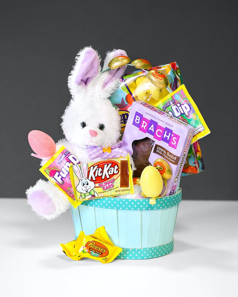 Easter gift basket delivery orlando fl in bloom florist negle Choice Image