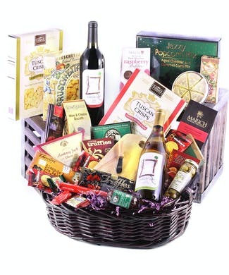 Gifts Baskets Orlando - Same-Day Delivery - In Bloom Florist