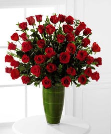40 Long-Stemmed Roses Orlando (FL) In Bloom Florist