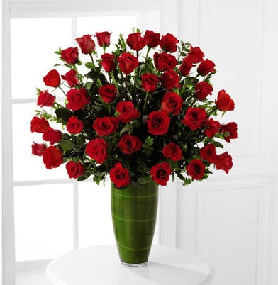 40 Long-Stemmed Roses Orlando (FL) In Bloom Florist