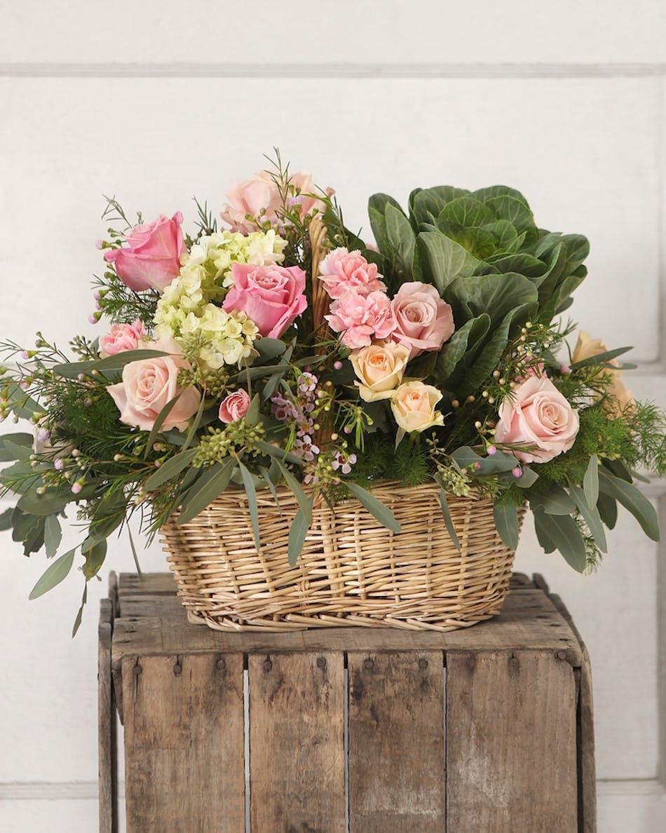 Spring Pastel Floral Bouquet Orlando Fl Same Day Delivery