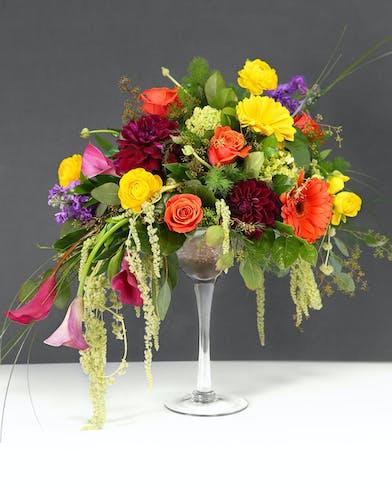 Mixed Luxury Floral Design Orlando (FL) In Bloom Florist