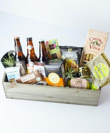 Ultimate Snacks + Suds Gift Box