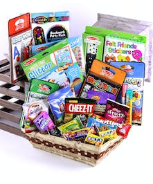 Kid's Gift Basket Delivery Orlando (FL) Same-day Delivery
