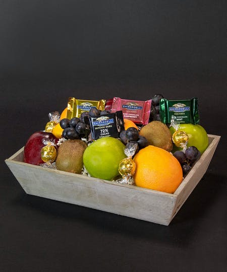 Fruit and Food Baskets