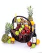 Fruit & Wine with Merlot & Chardonnay