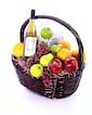 Fruit & Wine with Garda White Wine