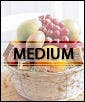 Fruit & Chocolate Basket - Deluxe