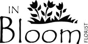 Logo for In Bloom Florist Orlando